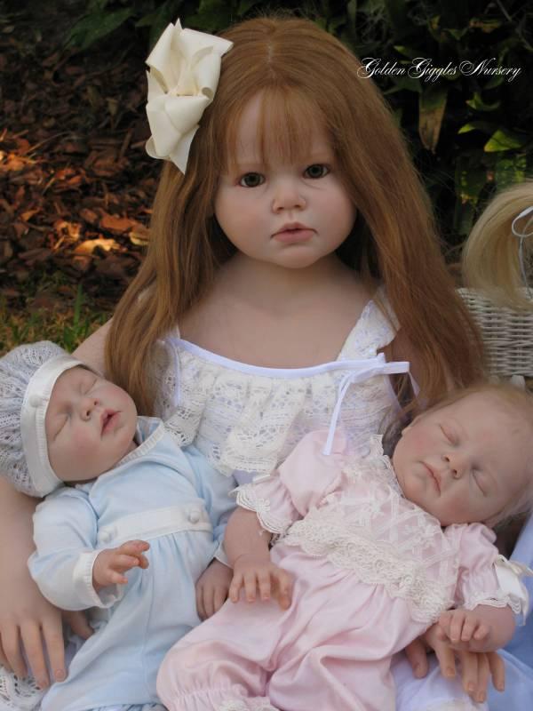 Reborn Child Sculpt Angelica By Reva Schick Our Life