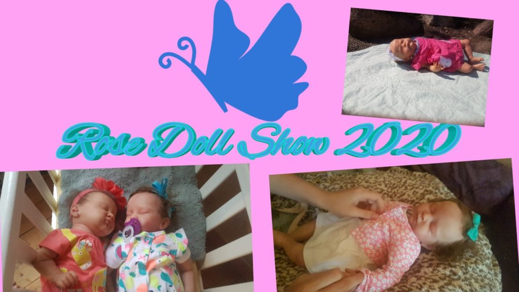 Rose doll show 2020