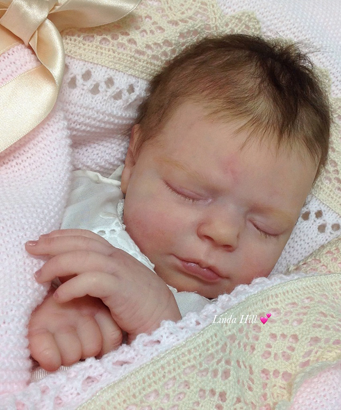 Realborn® Macey Sleeping TWIN