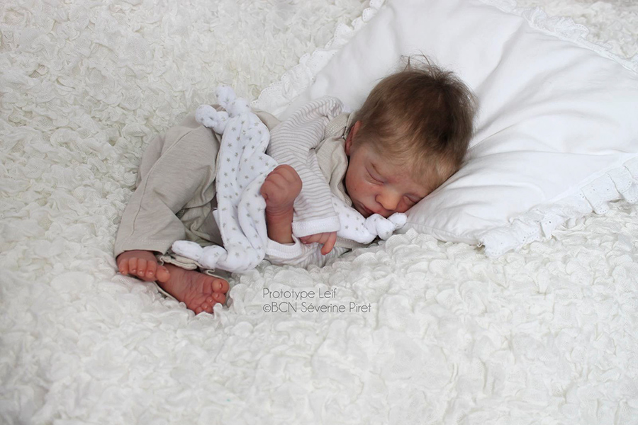 Realborn® Leif Sleeping TWIN