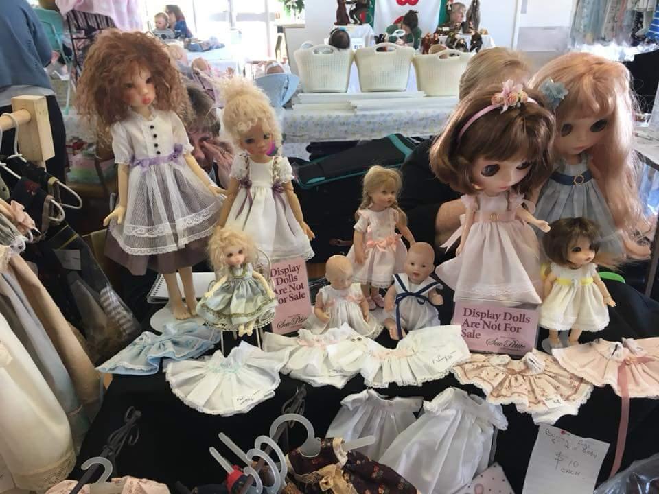 Victoria doll show