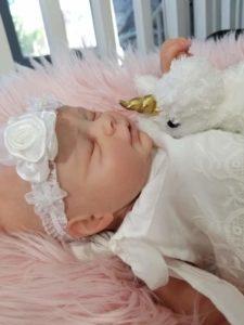 silicone baby raffle