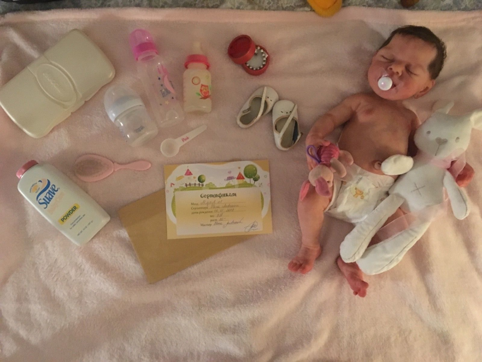Full Bodied Silicone Baby With Drink And Wet System For