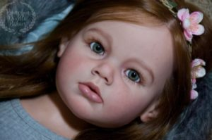 reborn child doll