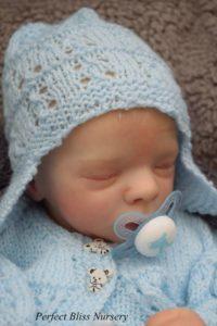 Realistic Reborn Baby Boy
