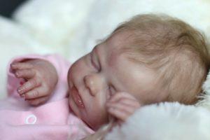 Reborn Baby Girl For Sale