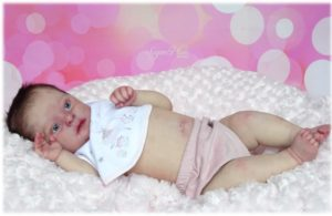 Down Syndrome Realborn® Baby