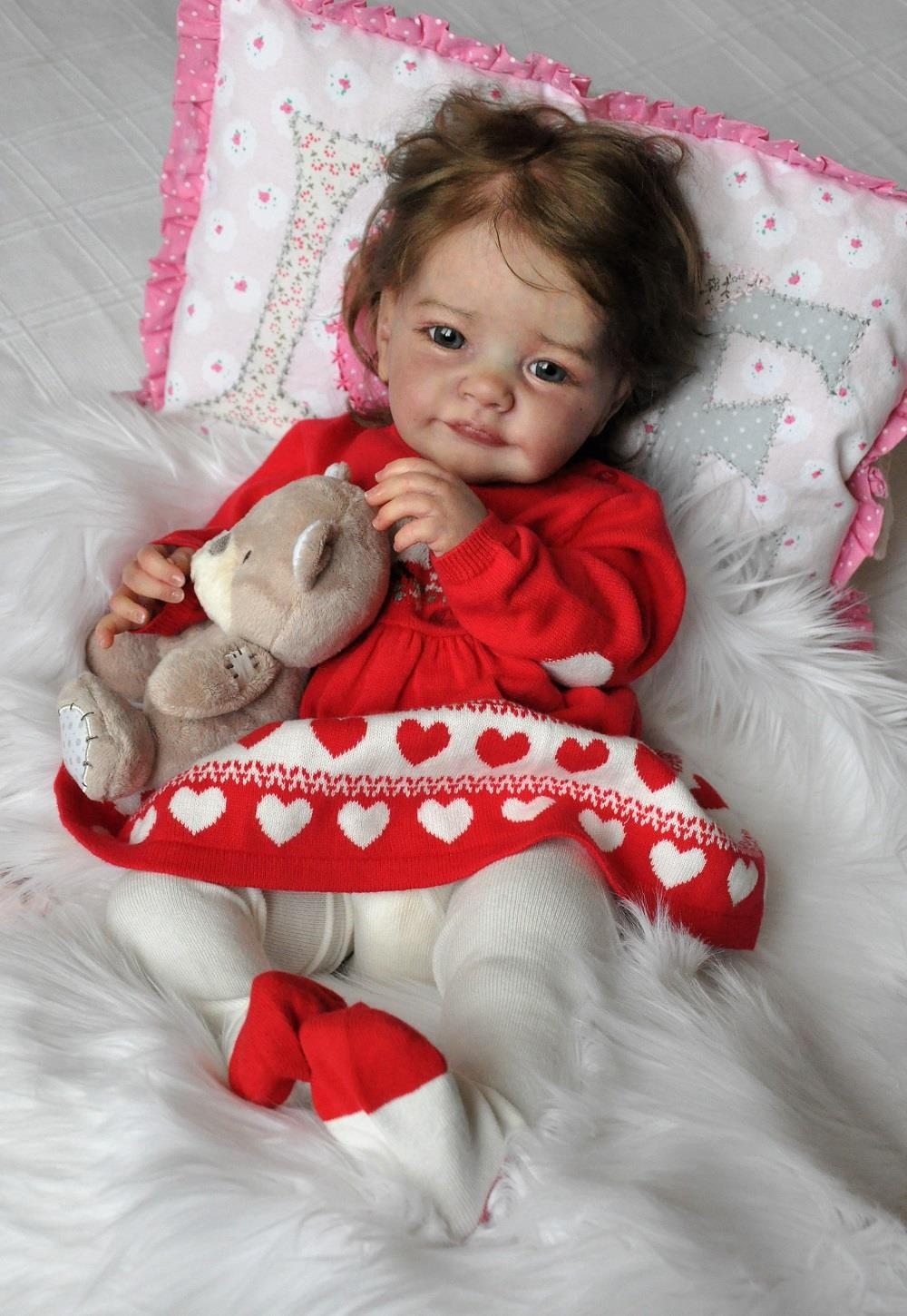 Super Realistic Reborn Baby For Sale - Our Life With Reborns