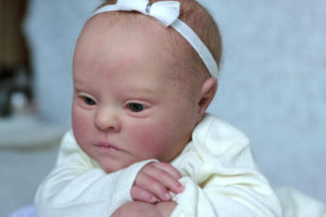 Down Syndrome Reborn Baby