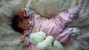 Anatomically Correct Preemie Reborn Baby