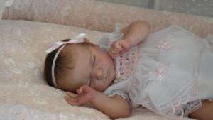 hyper-realistic reborn baby