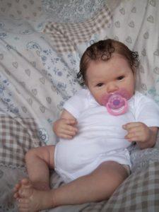 Bargain reborn baby girl