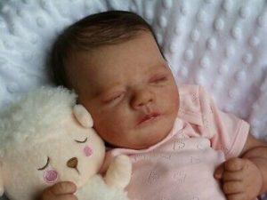 Reborn baby girl