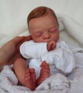 Preemie reborn baby boy