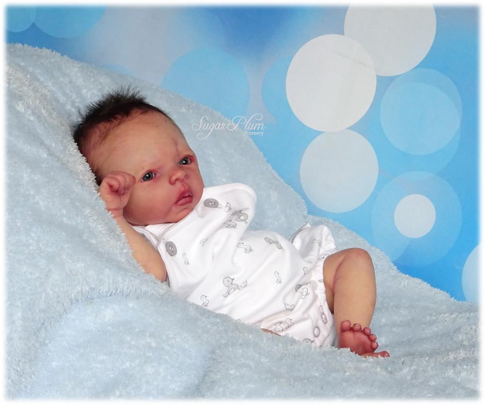 Reborn Baby Mit Atmung