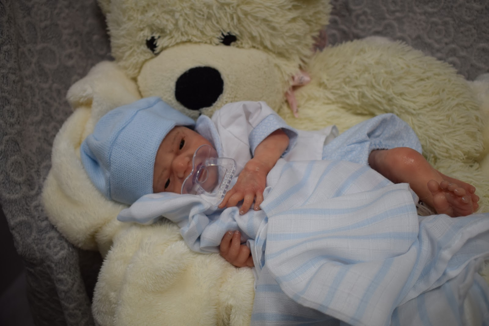 Preemie Silicone Baby For Sale Our Life With Reborns