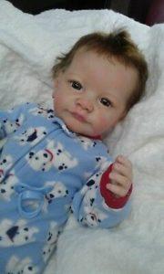 Reborn baby Tobiah
