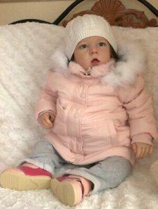 Reborn baby girl Liam