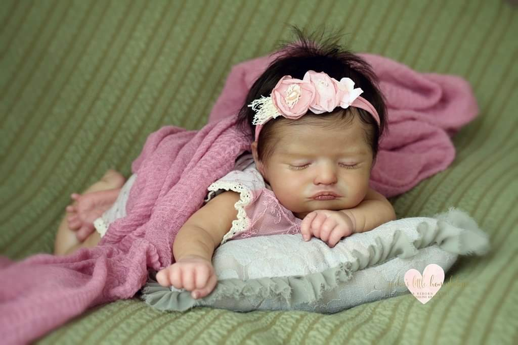 Gorgeous Baby At Rose Doll Show Our Life With Reborns