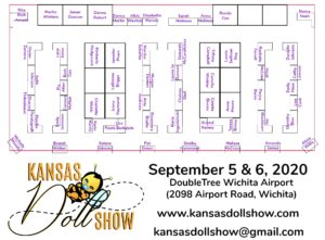 Kansas doll show 2020