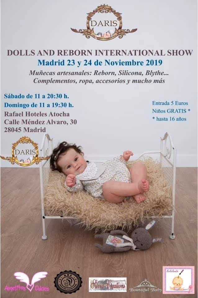 spanish doll show