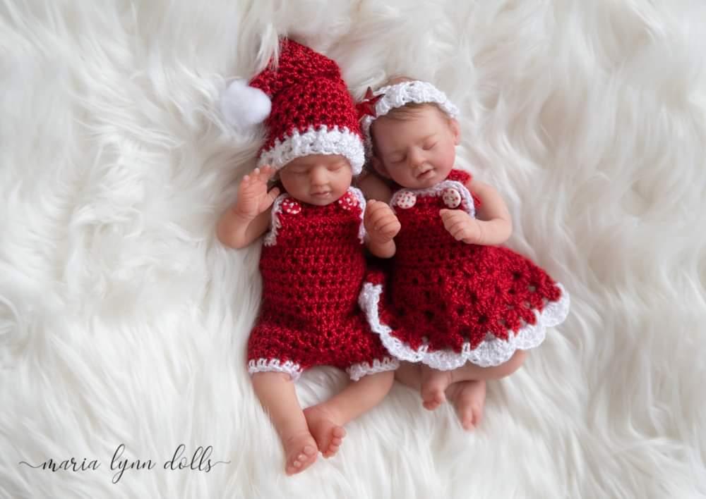mini silicone babies