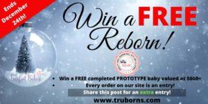 free prototype reborn doll