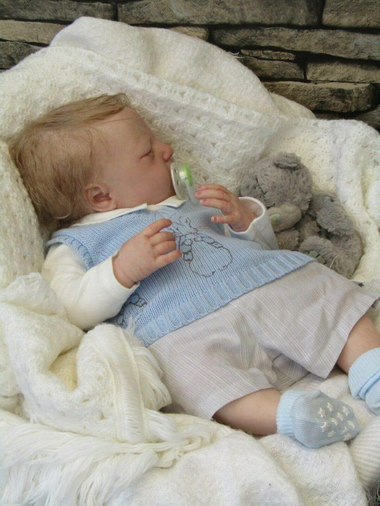 realborn baby