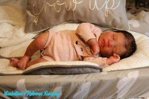 realborn baby girl