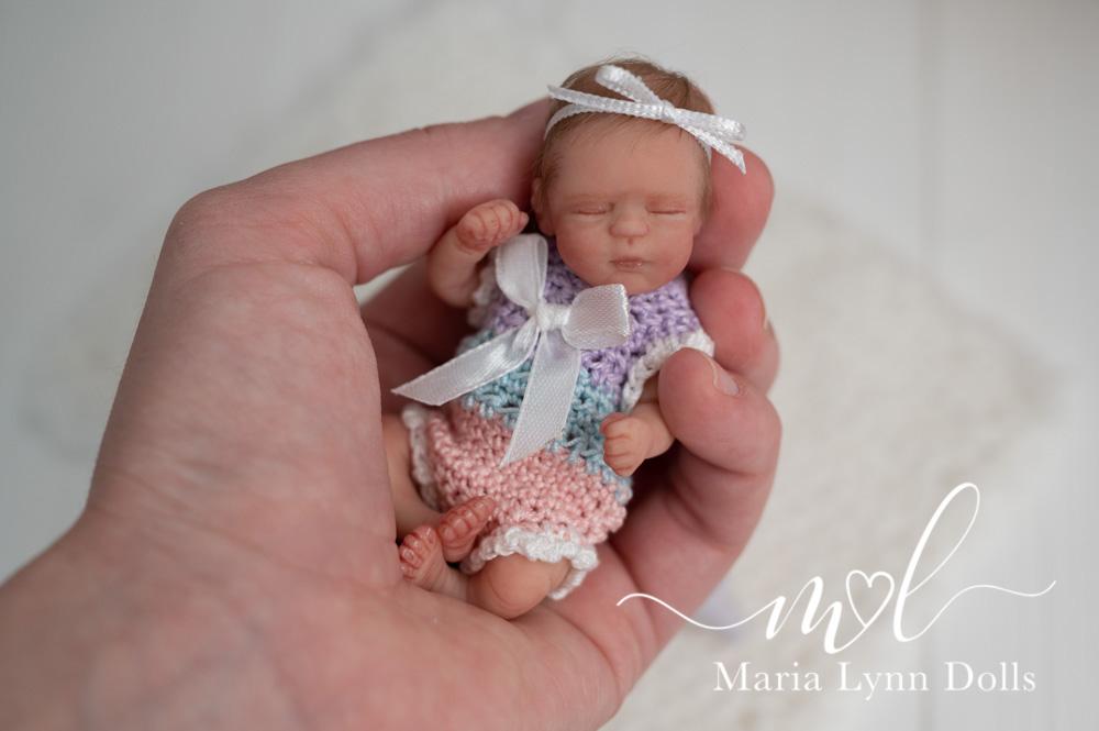 prototype mini silicone baby