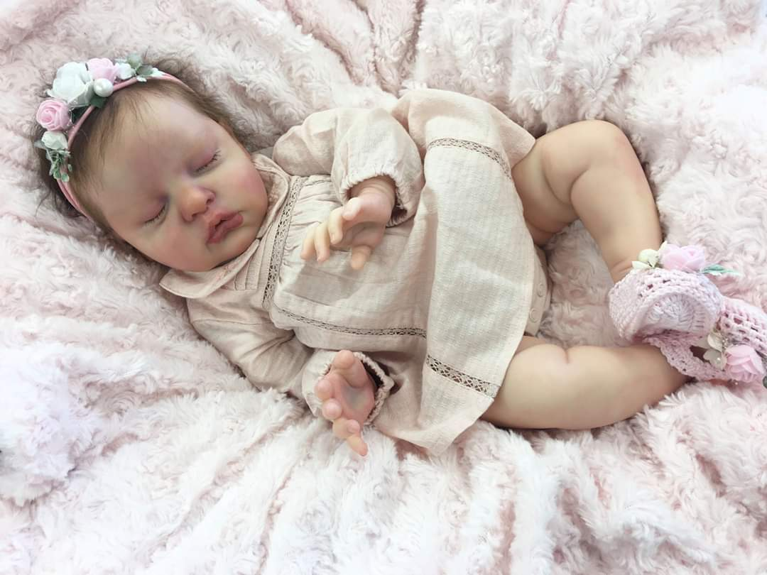 Butterfly Reborns Rose Baby Shared - Our Life With Reborns