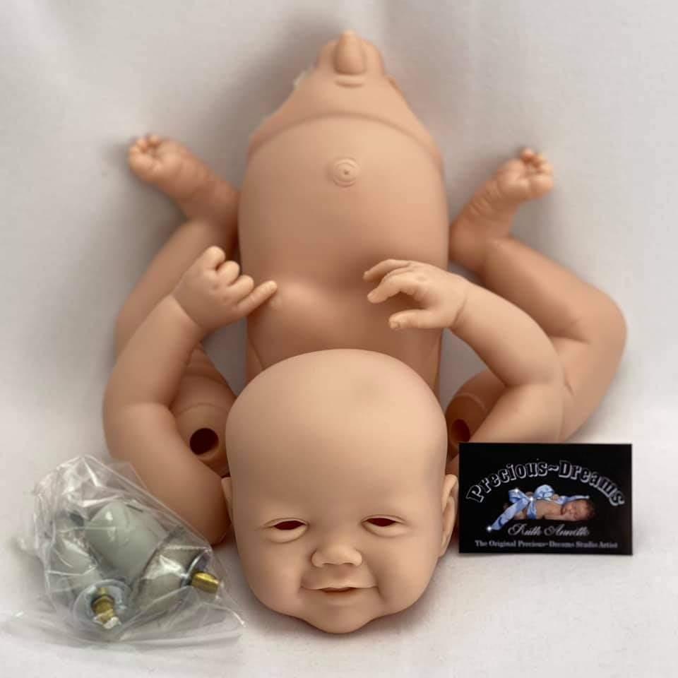 reborn doll kits